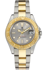 18K Yellow Gold and Stainless Steel Yachtmaster Automatic