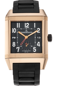 18K Rose Gold Reverso Squadra Automatic