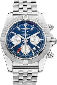 Stainless Steel Chronomat 44 GMT Automatic