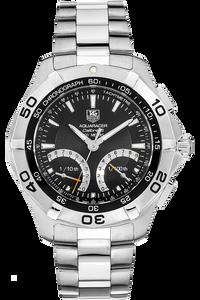 Stainless Steel Aquaracer Calibre S Chronograph Quartz