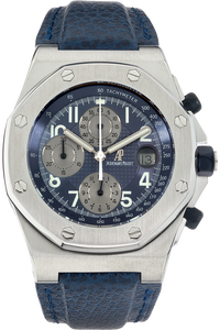 Stainless Steel Royal Oak Offshore Chronograph Automatic