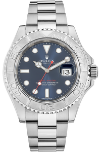 Platinum and Stainless Steel Yachtmaster Automatic