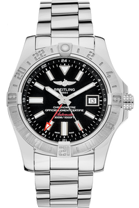 Stainless Steel Avenger II GMT Automatic