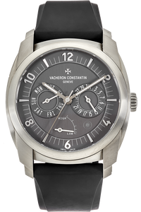 Titanium Quai de L'lle Day-Date and Power Reserve Automatic