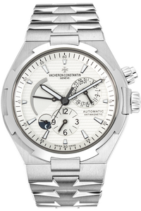 Overseas Dual Time Stainless Steel Automatic