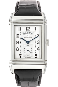Stainless Steel Grande Reverso Duodate Manual Limited Edition