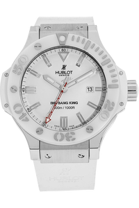Stainless Steel and Ceramic Big Bang King Automatic