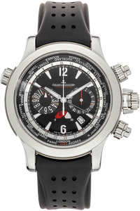 Stainless Steel Master Compressor Extreme World Chronograph Automatic