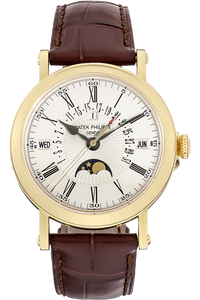 18K Yellow Gold Perpetual Calendar Automatic Reference 5159