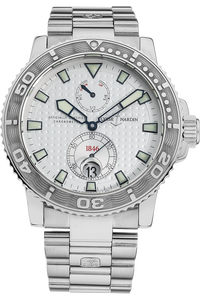 Stainless Steel Maxi Marine Diver Military Automatic
