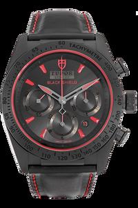 Black Ceramic Fastrider Black Shield Automatic
