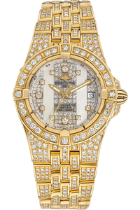 Starliner Yellow Gold Quartz