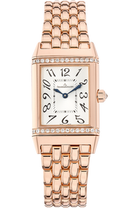 Reverso Duetto Classique Rose Gold Manual