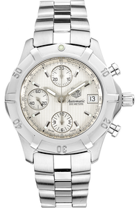Stainless Steel 2000 Exclusive Chronograph Automatic