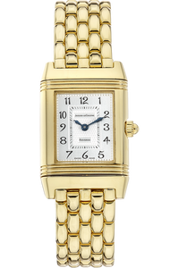 18K Yellow Gold Reverso Duetto Manual