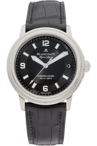 Leman Aqua Lung Limited Edition Stainless Steel Automatic