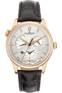 18K Rose Gold Master Geographic Automatic