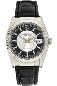 18K White Gold Datejust Automatic