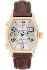 Michelangelo Dual Time  Rose Gold Automatic