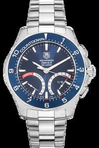Aquaracer Calibre S Regatta Chronograph Stainless Steel