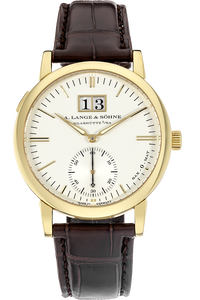 Langematik Big Date Yellow Gold Automatic