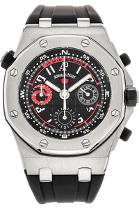 Stainless Steel Royal Oak Offshore Alinghi Polaris Automatic Limited Edition