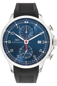 Portuguese Yacht Club Limited Edition Stainless Steel Automatic