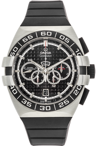 Stainless Steel Constellation Double Eagle Co-Axial Chronograph Automatic