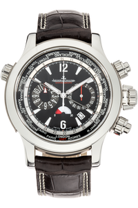 Master Compressor Extreme World Chronograph Stainless Steel Automatic