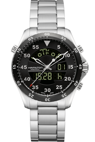 Khaki Flight Timer - Air Zematt