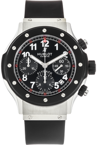 Stainless Steel SuperB Flyback Chronograph Automatic