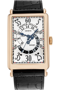 Long Island Day Night Rose Gold Automatic