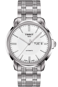 Men's Automatic III Classic White Automatic