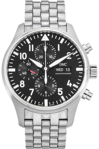 Stainless Steel Pilot's Chronograph Automatic
