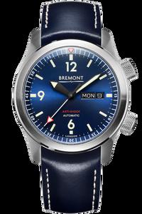 U-2 Blue Dial