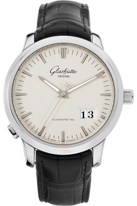 Senator Panorama Date Stainless Steel Automatic