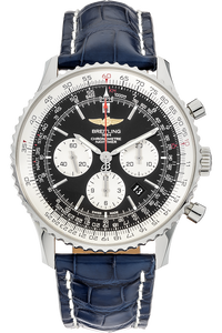 Stainless Steel Navitimer 01 Automatic