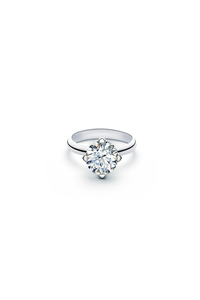 Classic Solitaire Round Ring (1.0 ct)