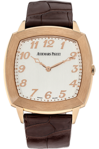 18K Rose Gold Tradition Ultra Thin Automatic
