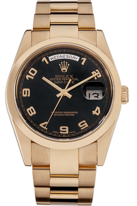 18K Rose Gold Day-Date Automatic