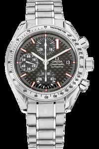 Stainless Steel Speedmaster Date Michael Schumacher Automatic Limited Edition