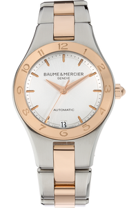 Linea Rose Gold and Stainless Steel Automatic