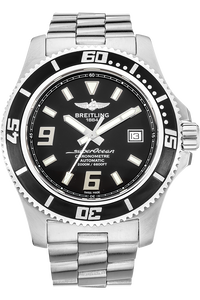 Stainless Steel Superocean 44 Automatic