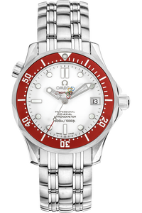 Stainless Steel Seamaster Olympic Collection Vancouver Automatic