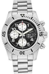 Stainless Steel Superocean Steelfish Chronograph Automatic