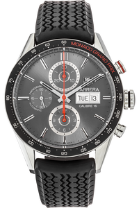 Carrera Monaco Grand Prix Limited Edition Stainless Steel