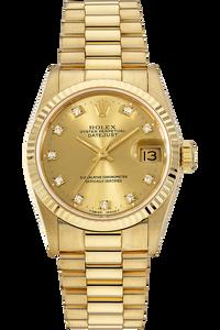 18K Yellow Gold Datejust Automatic