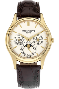 18K Yellow Gold Perpetual Calendar Automatic Reference 5140