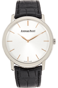 Jules Audemars Extra Thin White Gold Automatic