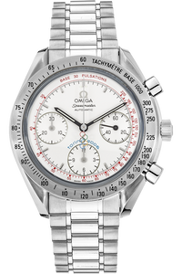 Stainless Steel Speedmaster Reduced Automatic Torino Olympics Limited Edition